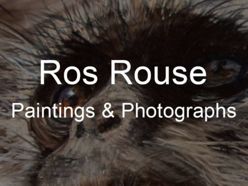 Ros Rouse Paintings and Photographs